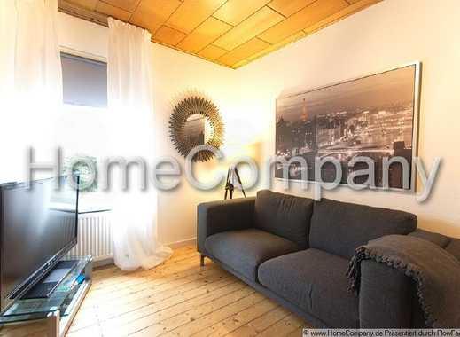 Gemütliche, moderne Wohnung im Hochparterre eines Dreifamilienhauses, ca. 3 km von der Innenstadt...