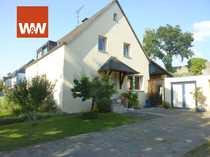 xxx Doppelhaushälfte mit großem Grundstück