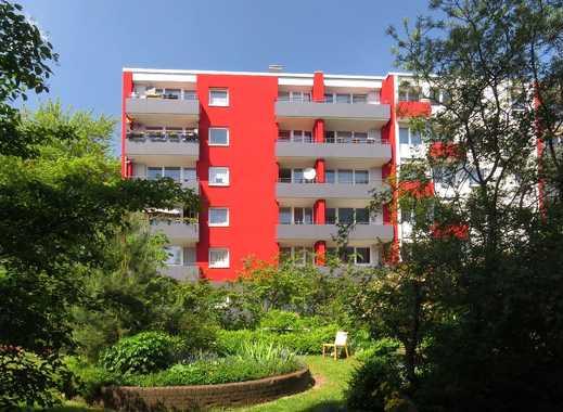 Sonnige City-Wohnung mit Balkon