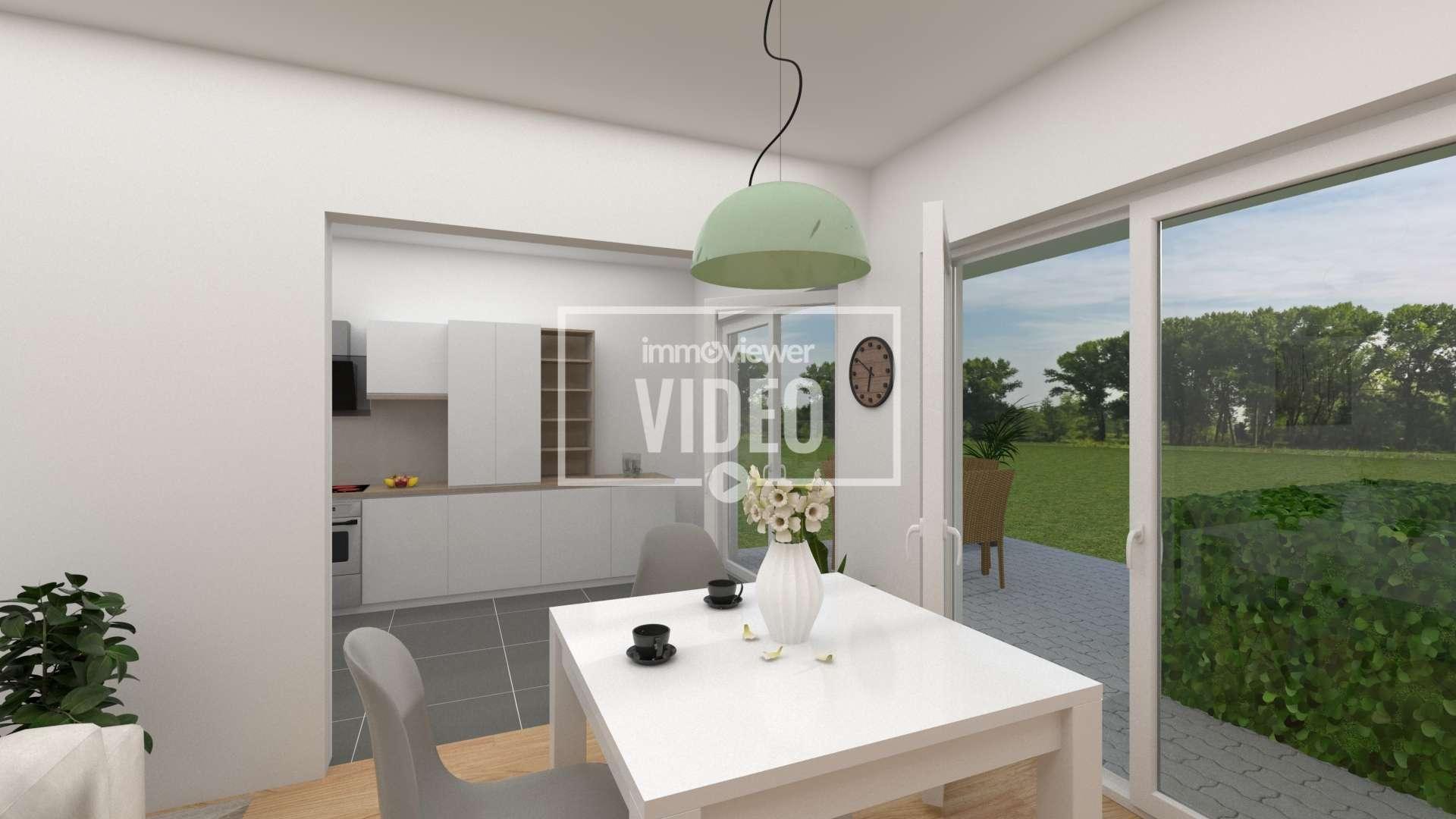 """Außergewöhnliche  Maisonette-Wohnung """"EG u.OG"""" Terrasse und Balkon in"""