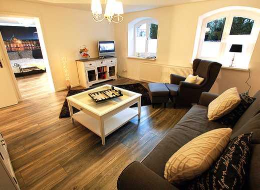 Exklusive und komplett möblierte 2 Zimmer-Souterrain-Wohnung in Bad Oeynhausen-Zentrum