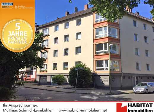 Schöne, derzeit vermietete 2-Zimmer-Eigentumswohnung im Essener Südostviertel und Garage!!