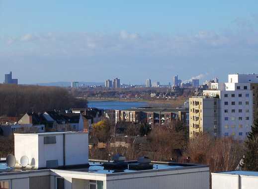 *Provisionsfrei, barrierefreier Zugang und bestechende Aussicht*Eigentumswohnung in Köln Porz