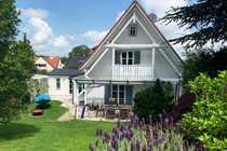 Freistehendes Einfamilienhaus mit viel Charme