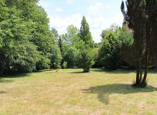 Icking - Die Berge im Blick - Sonniges Grundstück für eine repräsentative Villa