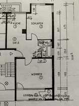 Gepflegte 2-Zimmer-Erdgeschosswohnung mit Balkon und