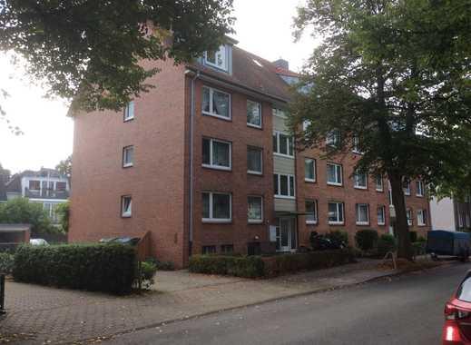Erstbezug nach Sanierung: schöne 3-Zimmer-Wohnung mit EBK und Balkon in Lohbrügge