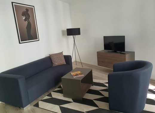 Komplett ausgestattetes, möbliertes Business-Apartment mit Balkon - D4 - bezugsfrei ab 01.02.2020