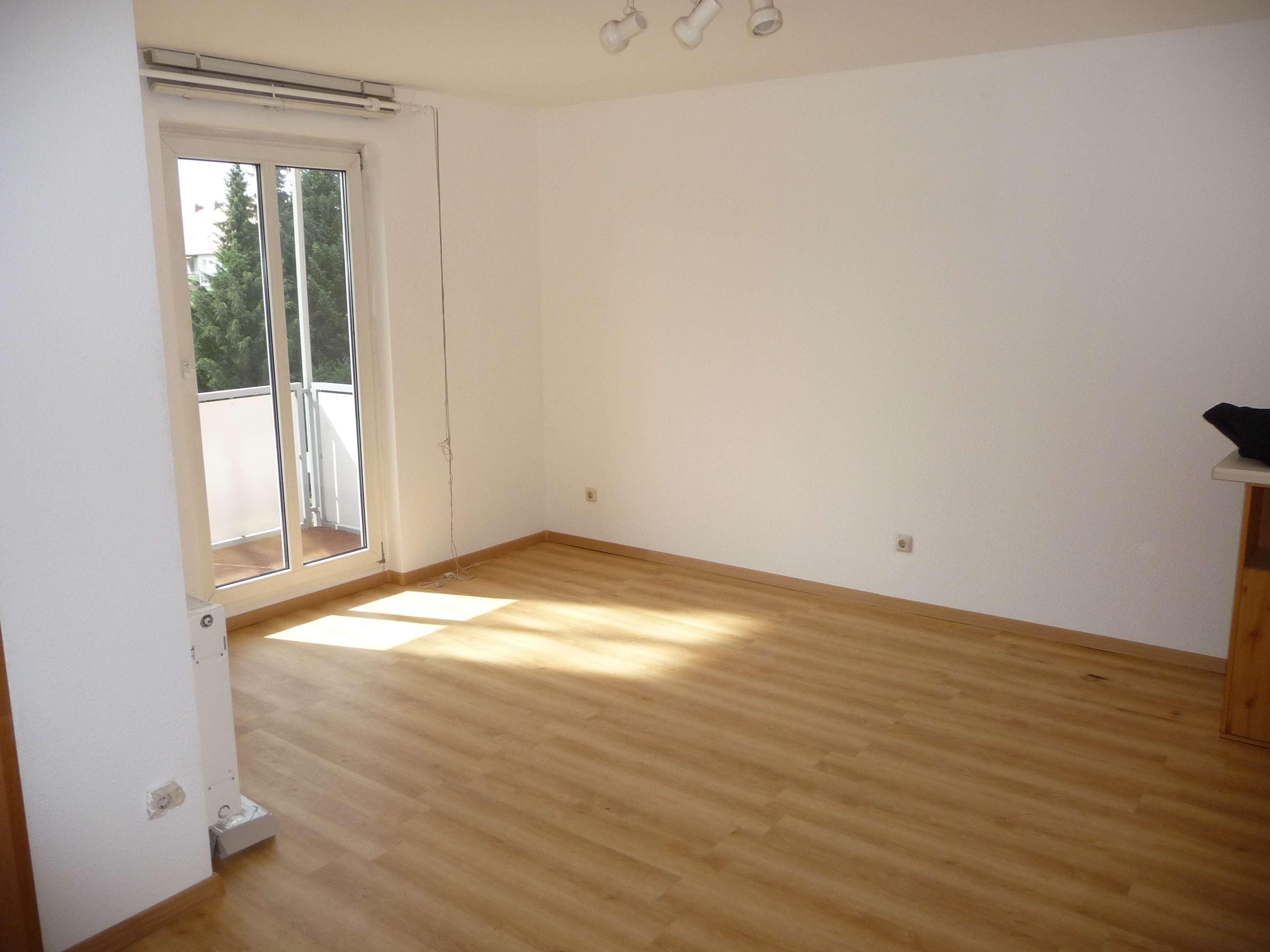 1 Zimmer Appartment mit Balkon in Erlangen Süd (Erlangen)