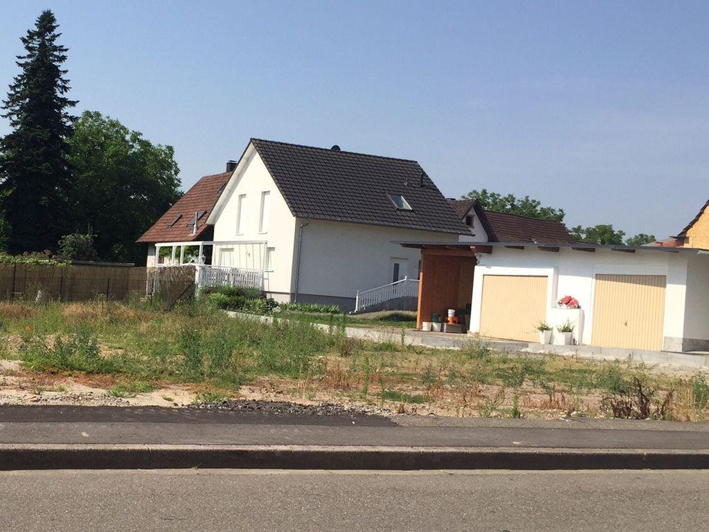 Baugrundstück in Offenburg OT