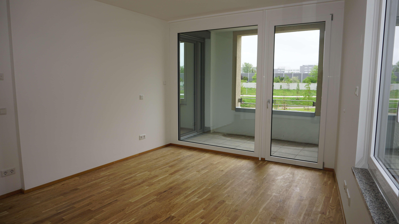 Neubau Erstbezug! Moderne 2-Zimmer-Wohnung mit Einbauküche und Loggia!