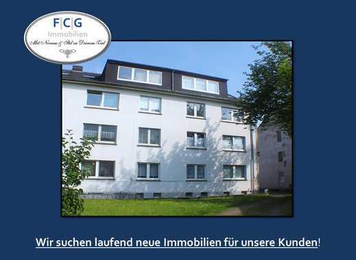 **Kapitalanleger aufgepasst: Erdgeschosswohnung in Oberhausen zu kaufen!**