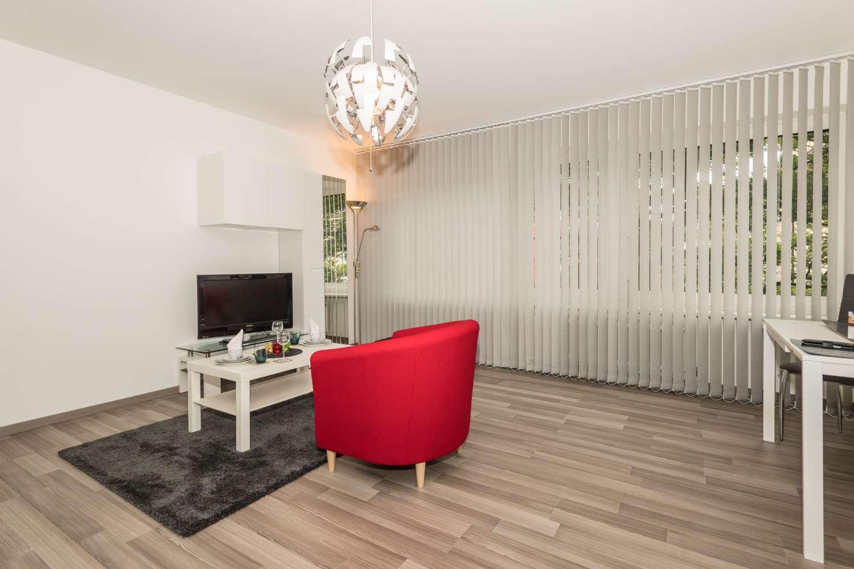 Schöne, geräumige ein Zimmer Wohnung in München, Neuhausen in Neuhausen (München)