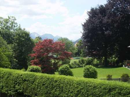 gepflegte sonnige 3 Zimmer-Wohnung in ruhiger zentraler Lage von Partenkirchen in Garmisch-Partenkirchen