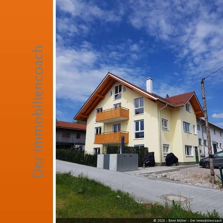 *Exklusive DG Wohnung mit SüdWestbalkon + Bezugsfertig + 4,5Zimmer + 2 Bäder +Weßling Hochstadt*  in