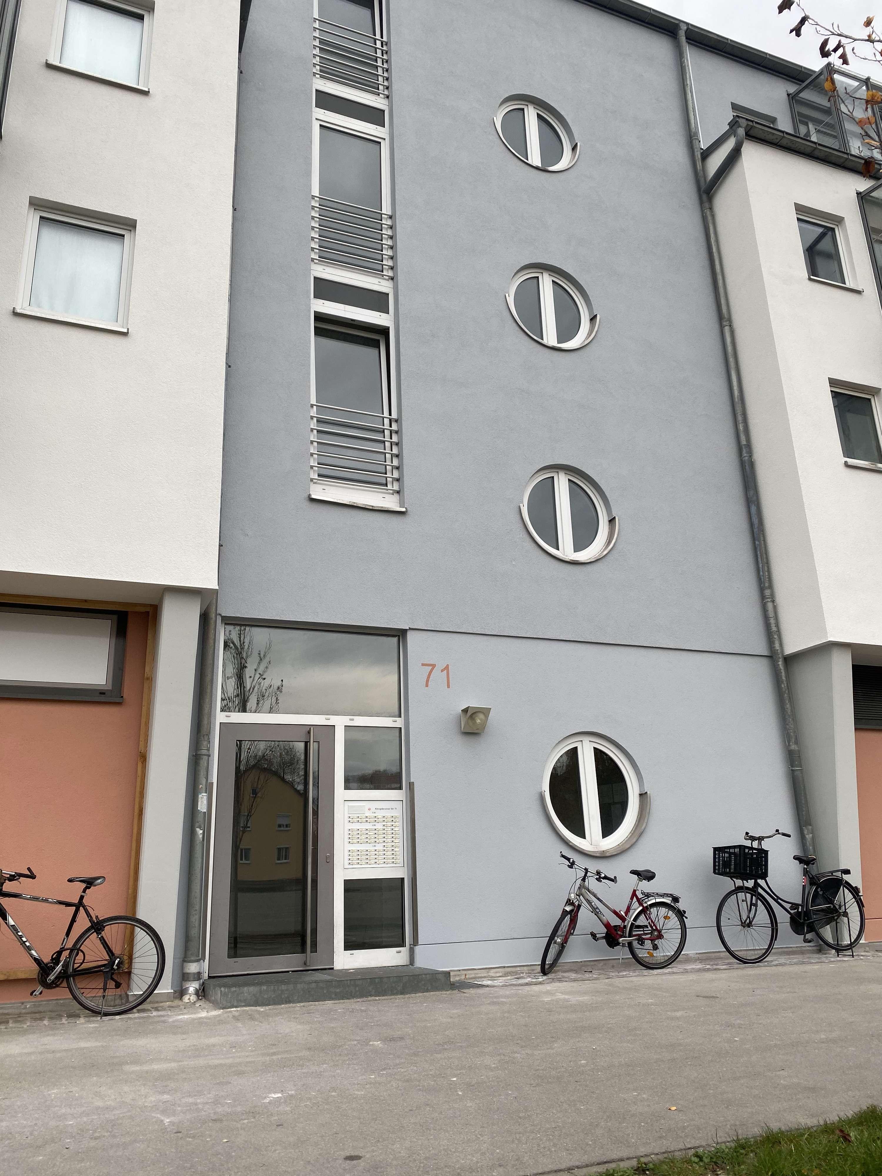 Komplett möbliertes Appartment in Haunstetten! in Haunstetten (Augsburg)
