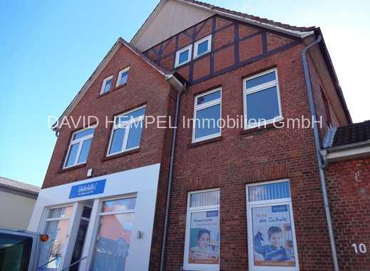 Schöne Altbauwohnung im Zentrum von Bad Bramstedt