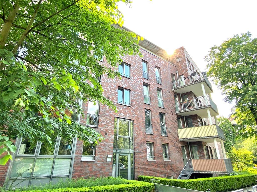 Vermietete 2-Zimmer-Wohnung mit Terrasse, Garten und ...