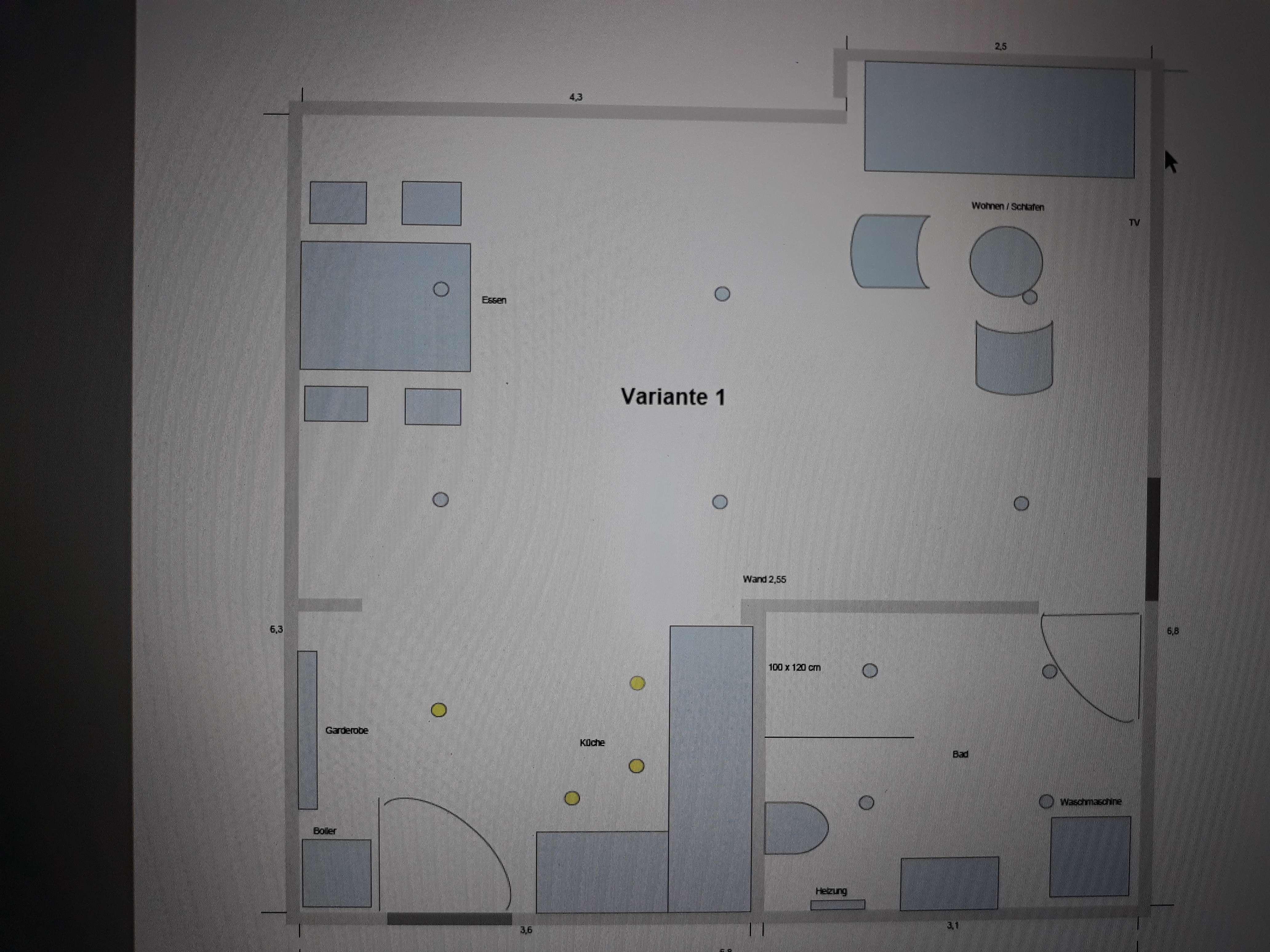 Terrassenappartement,  absolut ruhige Lage, 5 Gehminuten zum See, Dießen am Ammersee/ Riederau in