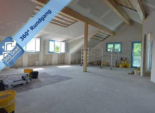 3D-Baustellen-Besichtigung: 5,5 Zimmer Penthouse-Wohnung mit herrlicher Aussicht