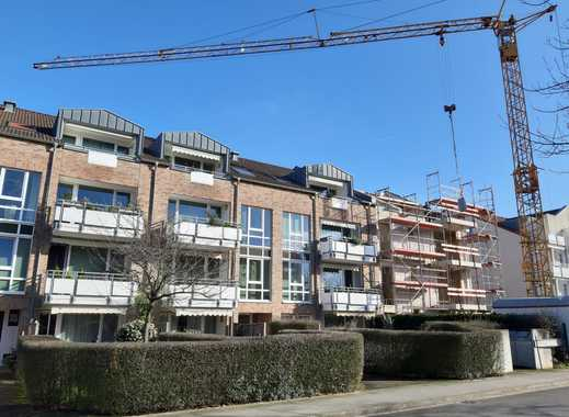Barrierereduzierte Neubauwohnung mit Gartennutzung in Düsseldorf-Unterrath *Eigentümerangebot*