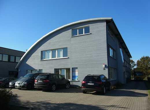 kleines Büro im Gewerbegebiet Reinbek in der Borsigstraße