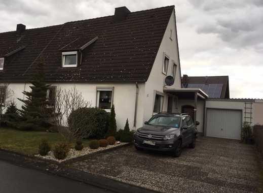 Gemütliche Doppelhaushälfte in zentraler Lage von Brakel (10 Gehminuten ins Zentrum)