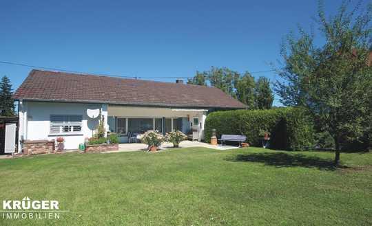 KA-Grötzingen / großzügiges Einfamilienhaus auf weitläufigem Grundstück in ruhiger Sackgasse