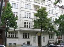 Bild Dachgeschoß -mit Aufzug- elegantem Stuckaltbau nahe Rathaus Schöneberg- Nr. 15 gute Kapitalanlage !