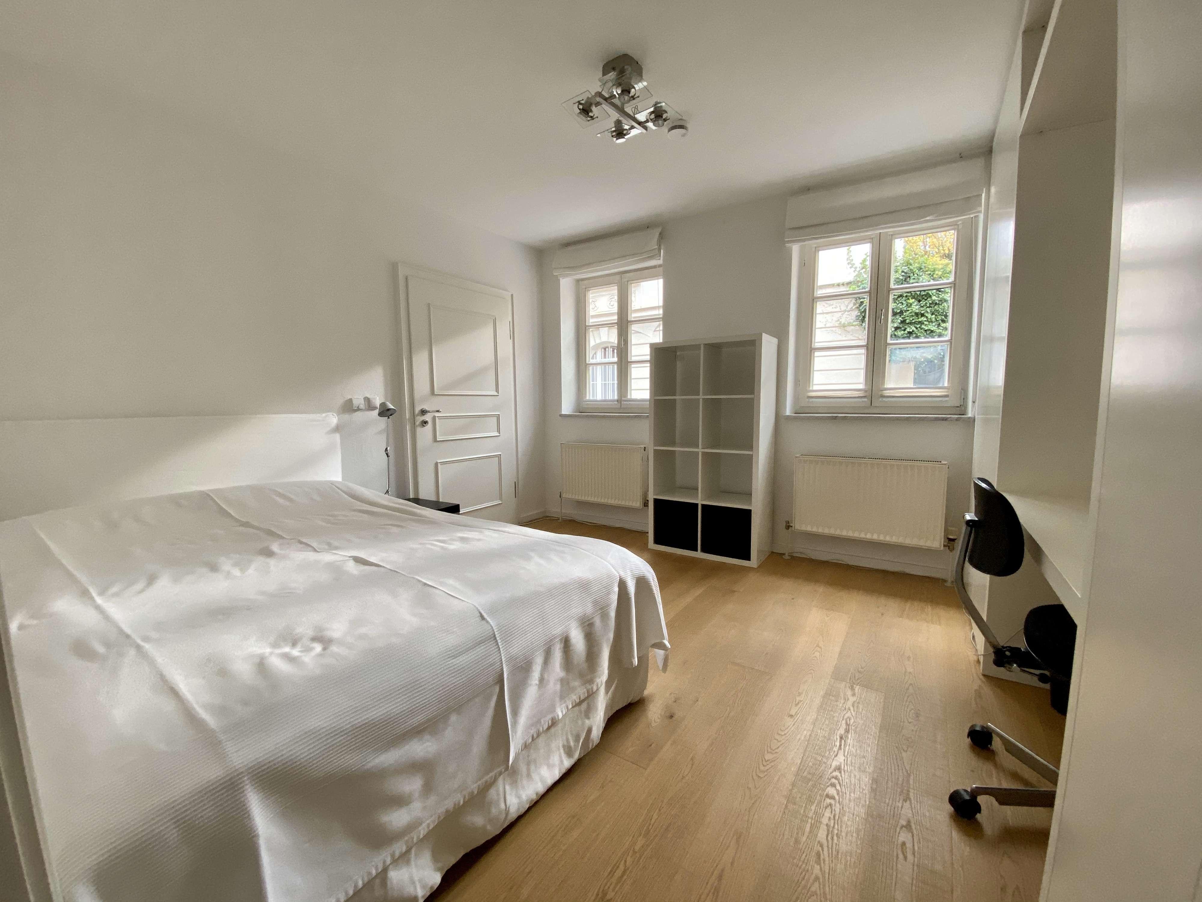 Haidhausen Max-Weber-Platz: Möblierte Zweizimmer-Wohnung in Haidhausen (München)