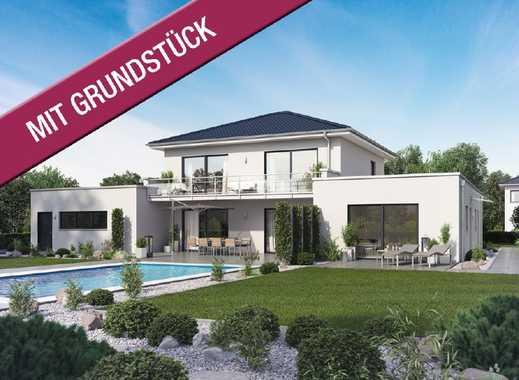 Architektur, die verbindet! - Großzügiges Grundstück in 2. Reihe in Liegau-Augustusbad