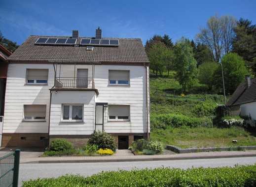 Bann - Einfamilienhaus in zentraler Lage mit Bauplatz