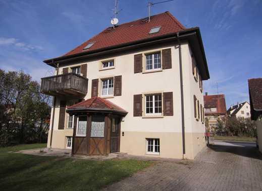 Eigeltingen, sehr schönes 3 Fam.Haus aus den 30er kernsaniert 84, 198qm WFL, Gr.ca.1200