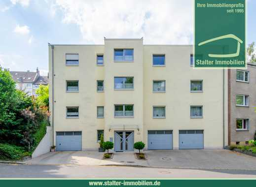 Tolle 4-Zimmerwohnung, in Hattingen, barrierefreier Zugang, mit Aufzug und eigenem Garten