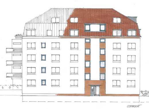 Dresden-Kreischa: Bauplatz mit ca. 790 m², bebaubar mit Mehrfamilienhaus, 20 Wohnungen