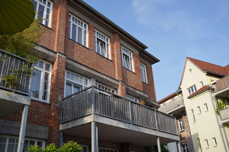 RESERVIERT - 2-Zi.-Loft mit großer Dachterrasse in Fürther Innenstadt, ruhig, 128m², EBK, Stellpl. in