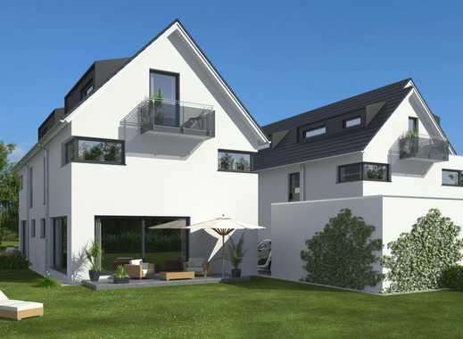 Top-Lage - Neubau von 4 Doppelhaushälften in München-Allach