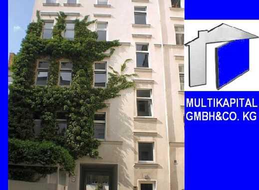 GROSSE, RUHIGE 4 ZI. CITY-ALTBAUWOHNUNG (zunächst als Kapitalanlage) IM ZENTRUM CHARLOTTENBURG