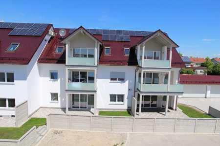 Erstbezug: Gehobene großzügige 3-Zimmer-Wohnung mit Balkon, DG, Süd-Ost, mit Klimaanlage in Ettringen (Unterallgäu)