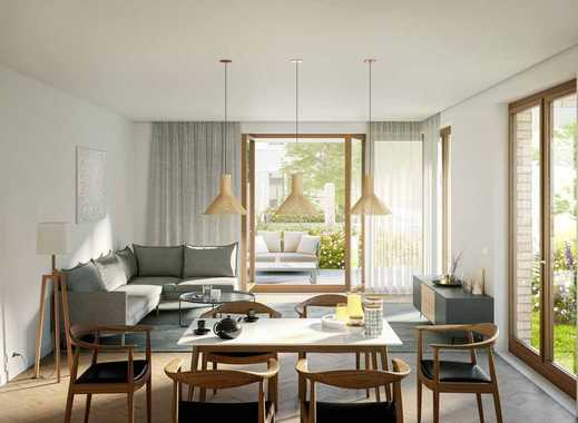 ++NEU++ 2 Zimmer Neubau-Penthouse mit großzügiger Terrasse