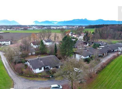 Einfamilienhaus mit großem Grundstück in bester Lage
