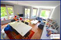 Bild Ruhige 3-Zimmer Wohnung mit EBK, 2 Blk. und Gartennutzung