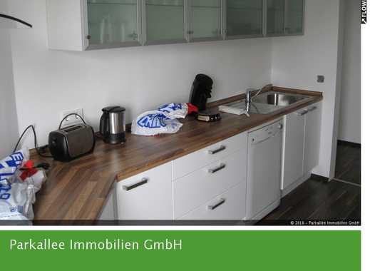 D-Unterbilk: Moderne 2 Zimmer Etagenwohnung mit Einbauküche, in direkter Lage zum Medienhafen