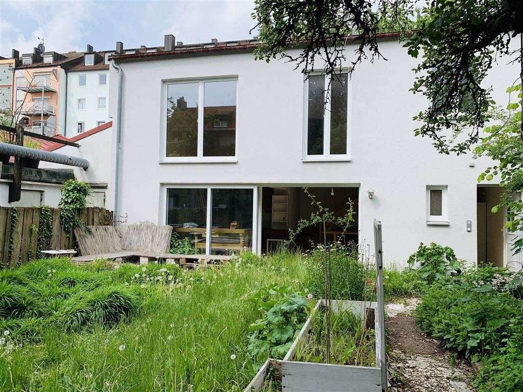 Individuelles Wohnen, wie im Reihenhaus - 3-ZimmerMaisonette mit Gartenanteil