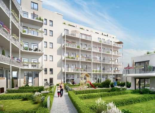 Ruhezone mitten in der City! 3-Zi.-Wohnung mit Balkon und hohem Wohnkomfort