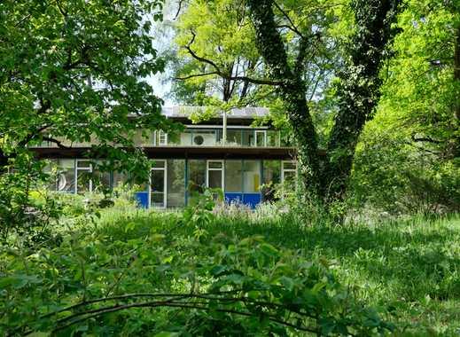 Architektenhaus auf Traumgrundstück  am  Fluss