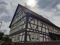 Charmantes Fachwerkhaus mit Scheune und