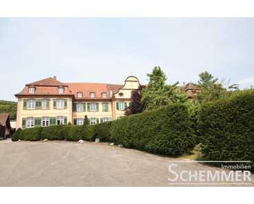 Ein Schloss - die ganz besondere Immobilie in Endingen am Kaiserstuhl