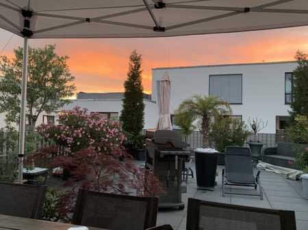 Penthouse Wohnung mit Traumhafter Terrasse im Monikavirtel in Südost (Ingolstadt)