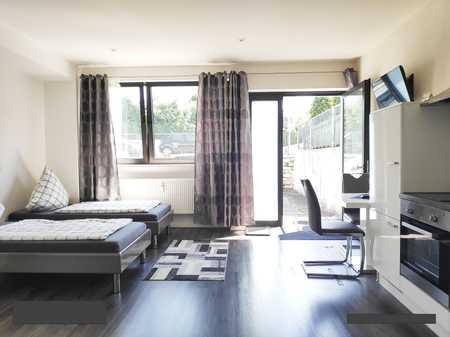 Schöne, helle 1 Zimmer - 2 Personen Wohnung zu vermieten  - möbliert in Südwest (Ingolstadt)